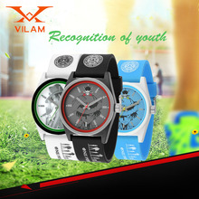 Designer kids sports Children Boys mens watches top brand luxury teenager watches youth student boy Cartoon Jelly Quartz Watch 7