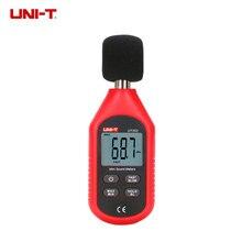 UNI-T UT353 Mini Digital Sound Lever Meters 30~130dB Noise Decibel Monitoring Sampling Rate 125ms MAX/MIN Test Free Shipping