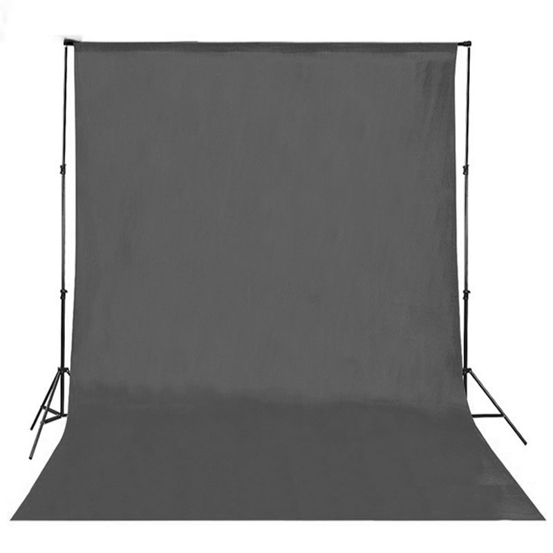 MEHOFOTO Grey Solid color backdrop screen cotton Muslin Photography background lighting PS Cutout For studio Chromakey solid color background muslin video photo photography studio screen backdrop green ps cutout customized