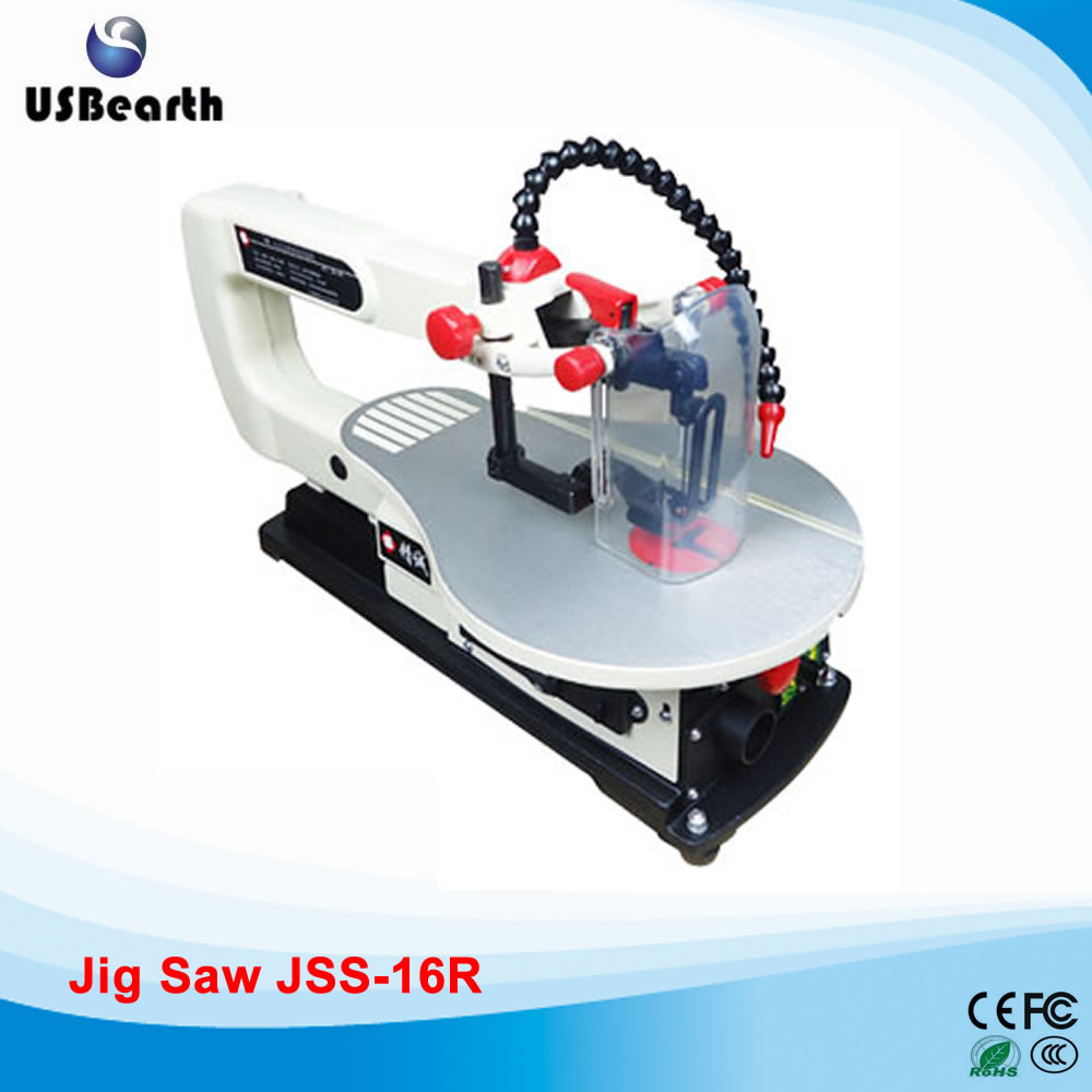 Mini Jig saw JSS-16R for Woodworking de cristoforo the jig saw scroll saw book with 80 patterns pr only