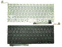 GR German Keyboard For APPLE Macbook Pro A1286 BLACK Backlit New Laptop Keyboards With Free Shipping