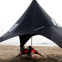 Высокое качество навес палатка Сумка воздушный змей Вэйфан воздушный змей Кемпинг Туризм Открытый выживший портативный москитная износостойкая