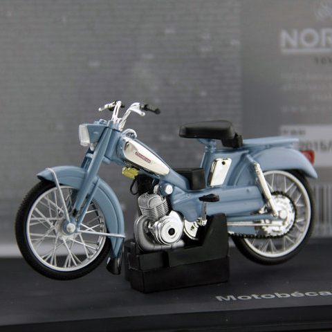 NOREV 1:18 Motobecane AV88 bike motorcycle electrical bicycle alloy metallic mannequin toy reward assortment