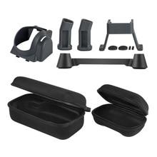 Dji Mavic Acessórios Pro (5 em 1 pacote), zangão Corpo e Controlador Caso do Curso e Lens Sun Sombra e Transmissor Vara Polegar