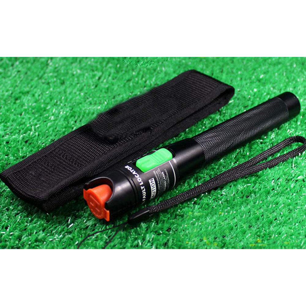 Visual Fault Locator 30mw Fiber Optic Laser 30km Red Laser Light Fiber Optic Cable Tester