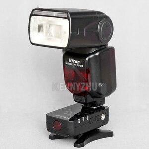 Image 5 - Беспроводной триггер для вспышки YONGNUO TTL i TTL 2,4G YN622N II HSS 1/8000 для Nikon DSLR Camera Speedlite SB910 SB900, 1 шт.