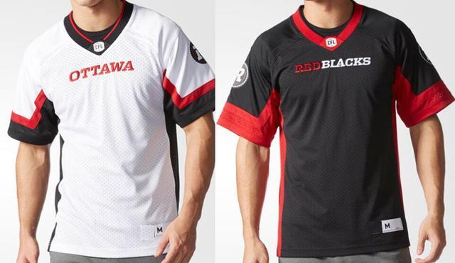 31626f62b3c SexeMara Ottawa Redblacks custom any number and name jersey-in ...