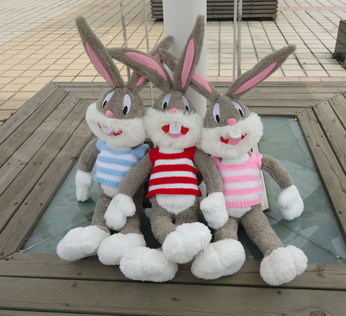 The Big Doll 100cm Cute Bunny Plush Toy Soft Stuffed animal Lovely Soft Kids Toy Home decoration Wedding Birthday Gift Girls