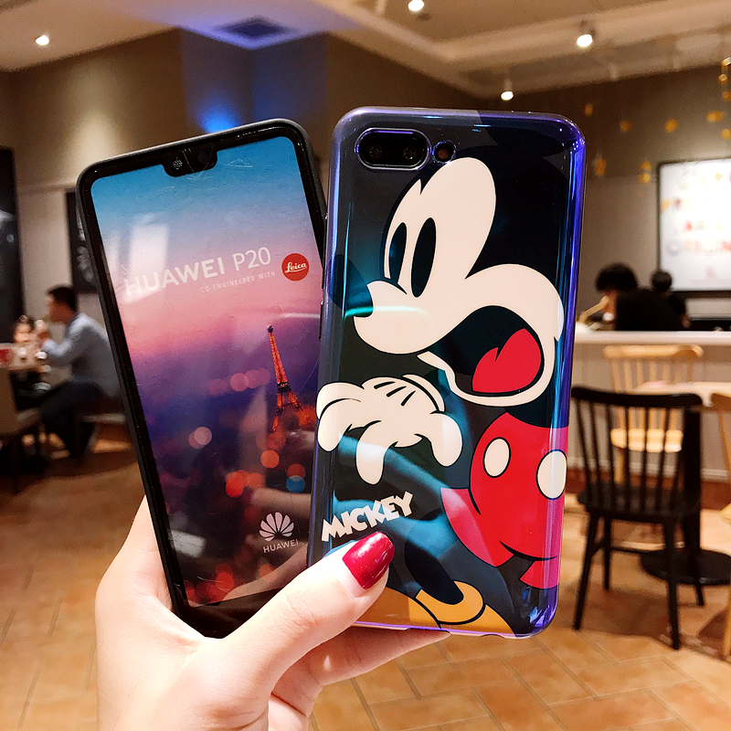 Cellphones & Telecommunications Half-wrapped Case Active Cartoon Space Earth Pink Moon Phone Case For Huawei P20 P30 Pro P20 Lite P10 Plus P9 Mate 10 Lite 20 Pro Honor View 10 Nova 3e 4