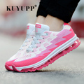2017 New Spring Fly-Knitting Valentine Casual Shoes Lace Up Breathable Sport Women Shoes Flat Heel Low Top Outdoor Shoes YD5
