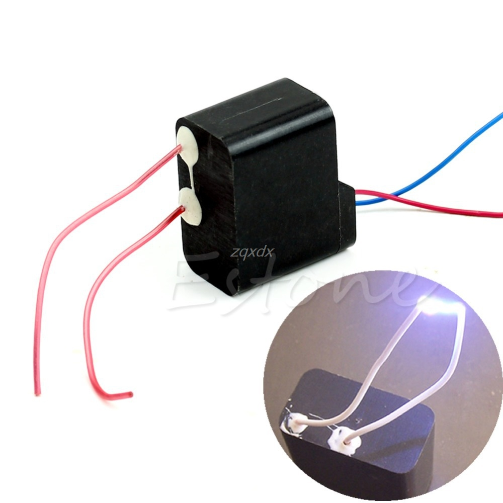 New Boost DC 4.8V To 60kV Step-up High-voltage Generator Power Module Ignition Coil Module Drop Ship