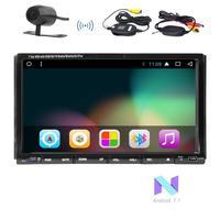 Eincar Android 7.1 Car Autoradio Stereo 2 Din Headunit DVD CD Player GPS Sat Nav Bluetooth Radio FM AM RDS WIFI 4G DAB+ OBD SWC