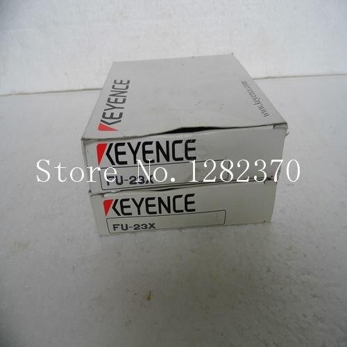 [SA] New original authentic special sales KEYENCE sensor FU-23X Spot --5PCS/LOT dhl eub 10pcs original for keyence new fu 77 sha22 fu77 fiber amplifier sensor 15 18