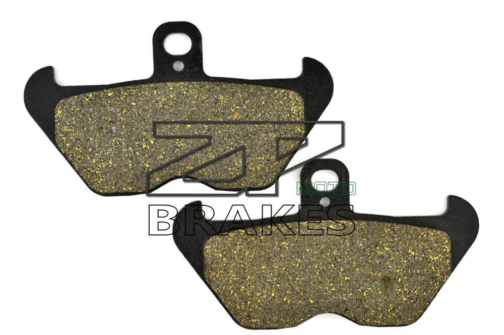 Motorcycle Organic Brake Pads For Bmw K 1100 Rs Abs And Not 1994