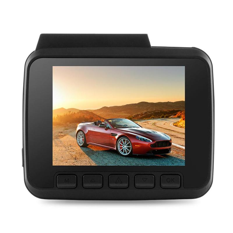 ALLOYSEED 2.4 LCD Screen WiFi Car DVR Camera Dashcam 1080P Full HD Built in GPS Video Recorder Registrar Night Vision Dash Cam