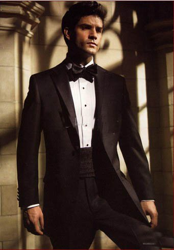 The Newest Wedding Suit Designer Suits Custom Made Dinner Jacket Tuxedo Free Shipping