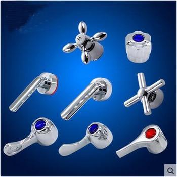 35/40mm Shower Faucet Cartridge Repair Accessories, Bathroom Faucet Handle  Chrome Plated, Kitchen