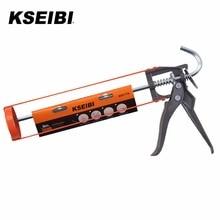 KSEIBI сверхмощные картриджи ручной пистолет для герметика силикона