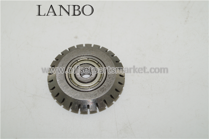 LANBOFFSETPRESS GTO offset machine perforating wheel 30 4 5mm 26 teeth