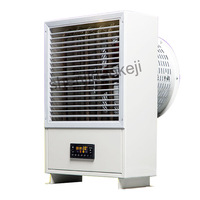 Industrial heater Electric Heaters Constant Temperature Industrial Fan Heater Incubator Air Fan Heater Drying Device 220V 3000W