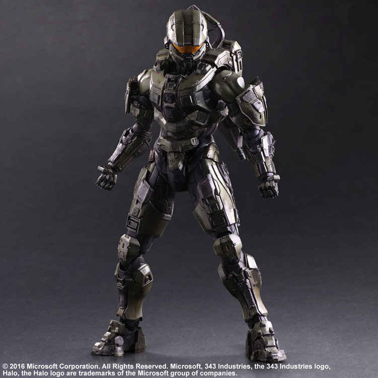 Game HALO 5 Action Figure – Guardians No.1 Master Chief | 26cm