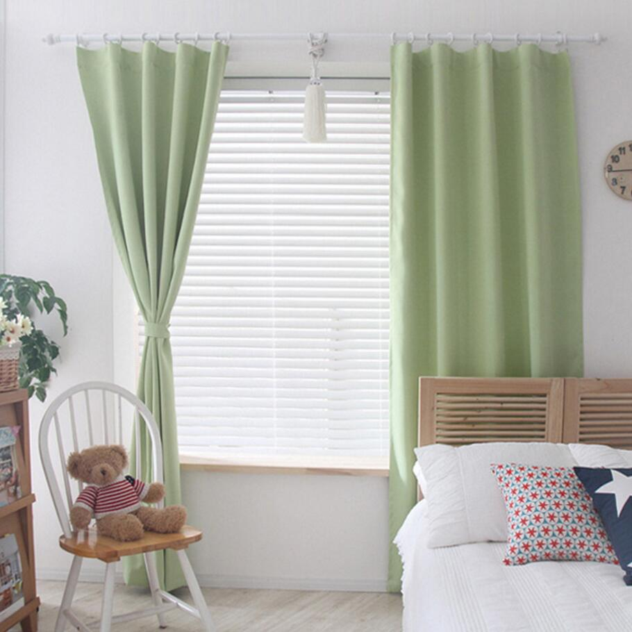 Modern Blackout Curtains for Livingroom Window Treatment Blinds ...