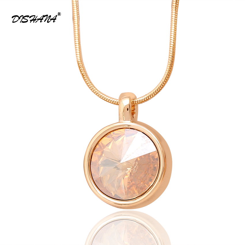 Women Fashion Necklaces & pendant Jewelry Classic Necklace ...
