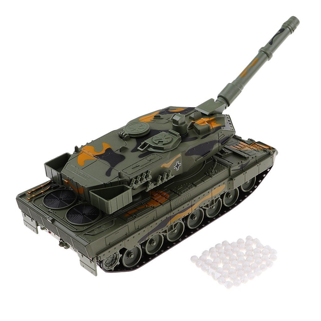 1:40 Alloy German Leopard A26 Main Battle Tank Mini Military Vehicle Model Toy Art Craft