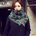 Desigual известная марка шарф кашемира женщин платки люкс fular Плед шарфы красочные хиджаб бандана шарфы bufandas пашмины