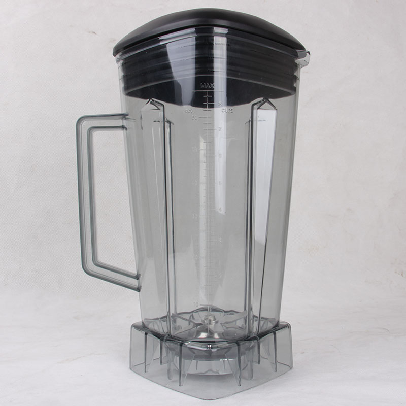 Mélangeur pot 2l + couteau blender Tasse pour smoothies HX-PB1053 DLB-112A LC-L01 TB-878 DLB-112 M-350 SM-868 LY-989/988 Mélangeur tasse