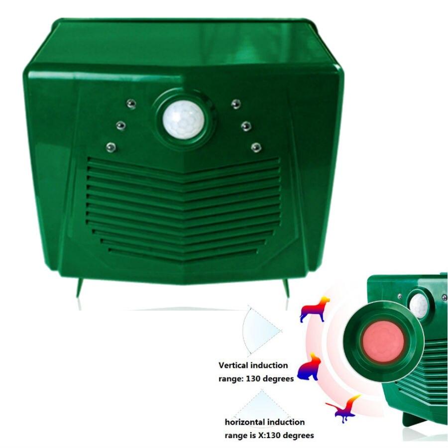 Ультразвуковой инфракрасный звук Товары для птиц Отпугиватель вождения Управление; высокое качество Отпугиватель вредителей Управление С