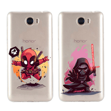 Fashion Phone Case For Huawei P10 lite Y5 2017 Y6 II Y7 Nova 2 Plus P8 P9 Honor 9 6A Mate 9 10 Star Wars Cartoon hero [ no battery app] tripod monopod selfie stick selfi palo for huawei p10 p9 nova 2 plus y7 y5 y3 y6 honor 9 8 v8 play 6s 7 mate 9