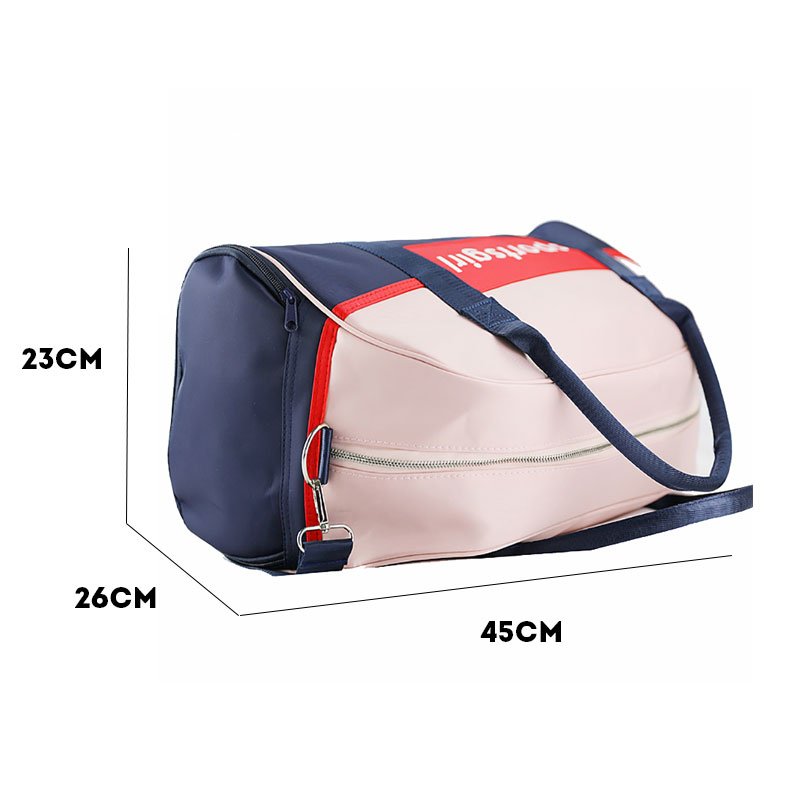 19f9b52449 Aliexpress.com   Buy Outdoor Luggage Bags Sport Gym Bag For Women Oxford  Waterproof Foldable Travel Shoulder Bags 30L Large Tourist Handbag Bag from  ...