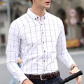 Qiyun.z Brand Clothing Gold Mens Shirt Dress Mens Formal Casual Slim Fit Shirt Clothes Shirts Size M-5XL Camisa Masculina Shirts