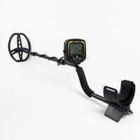 Новое поступление Professional металлоискатель Подземный Глубина 2,5 м сканер Finder Gold Digger Охотник за сокровищами обнаружения оборудования