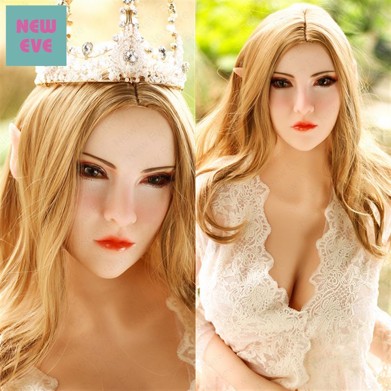 168cm 5 51ft Sex Doll Blonde Beauty Soft Skin Imperial Harem Pink Vagina Exotic Queen For
