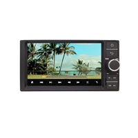 2 din 7 inch Android 8.1 Universal Car Radio DVD Player with Capacitive Touch Screen BT HD MirrorLink for Toyota Yaris Corolla