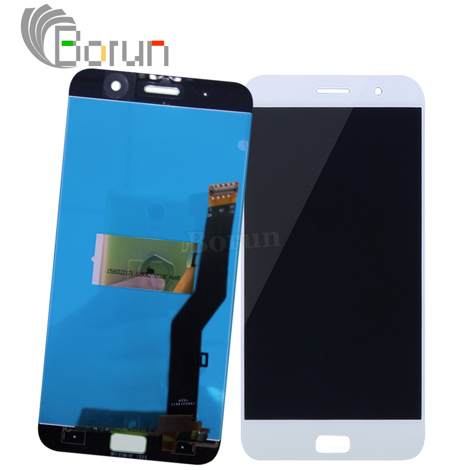 все цены на  Original Tested For Lenovo ZUK Z1 LCD Screen Display+Touch Panel Digitizer Assembly parts replacement for zuk z1  онлайн