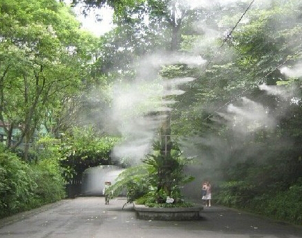 11L/MIN.High powered Fog machine. Fogger. Cooler for mist cooling system. High powerd outdoor cooling system