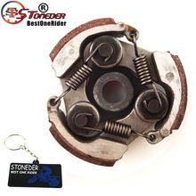 STONEDER сцепление для 2 такта 47cc 49cc двигатель мини Dirt Kids moto ATV Quad 4 Wheeler moto Go Kart карманный велосипед Мини Мото