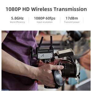 Image 5 - Accepter CineEye sans fil 5G 1080P Mini dispositif de Transmission HDMI transmetteur vidéo pour IOS iPhone pour iPad et téléphone android