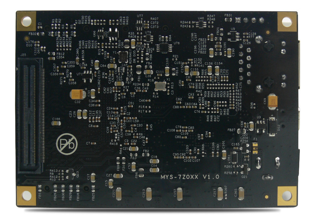 Image 3 - XILINX ZYNQ 7010 ARM Cortex A9 + FPGA Development Board Control Board XC7Z010 Circuit Board-in Integrated Circuits from Electronic Components & Supplies