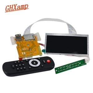 Image 2 - GHXAMP 4,3 zoll LCD Bluetooth Video Decoder Board MP3 Audio MP4 MP5 DTS WAV FM AUX Unterstützt HD Eingebaute 16*16 DDR Speicher DC 5 v
