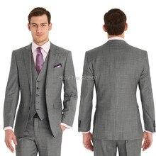 Suit Men Costume Homme Traje De Novio Tuxedo Wedding Suits For Men Terno Mens Suits With Pants Blazer Men Slim Fit