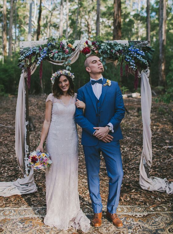 Latest Coat Pant Design Navy Blue Wedding font b Men b font font b Suit b