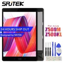 SRJTEK для ASUS ZenPad 3 s 10 Z500M P027 Z500KL P001 Z500 ЖК-дисплей Дисплей матрица Сенсорный экран планшета Сенсор Tablet PC сборки