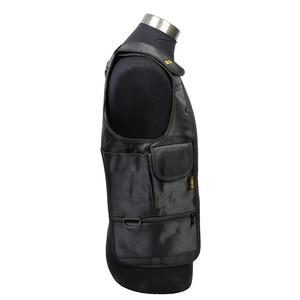 Image 3 - Sac de sécurité Anti vol, sac de voyage, sac sous les aisselles épaules aisselles, étui à pistolet tactique avec pochettes multifonctions, Pack antivol