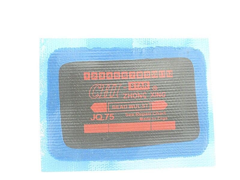 Prix pour 20 pcs Réparation de pneus radiaux pour Rapiéçage à froid pour voiture et camion 65*105mm