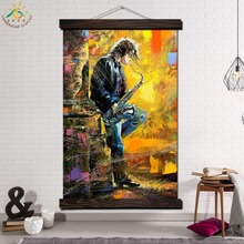 Play Lexus Guy Modern Single Canvas Art Prints Poster Wall Painting Scroll Artwork Pictures Home Decoration