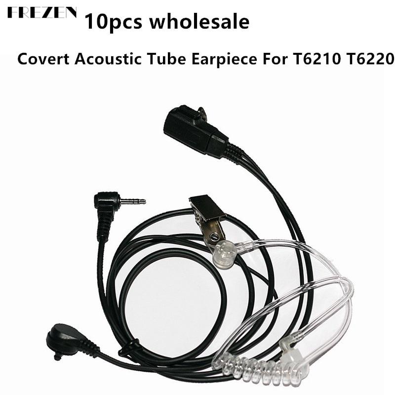 10 copë Tube Akustike Tube të fshehtë Kufetë kufitare 1pin me - Audio dhe video portative